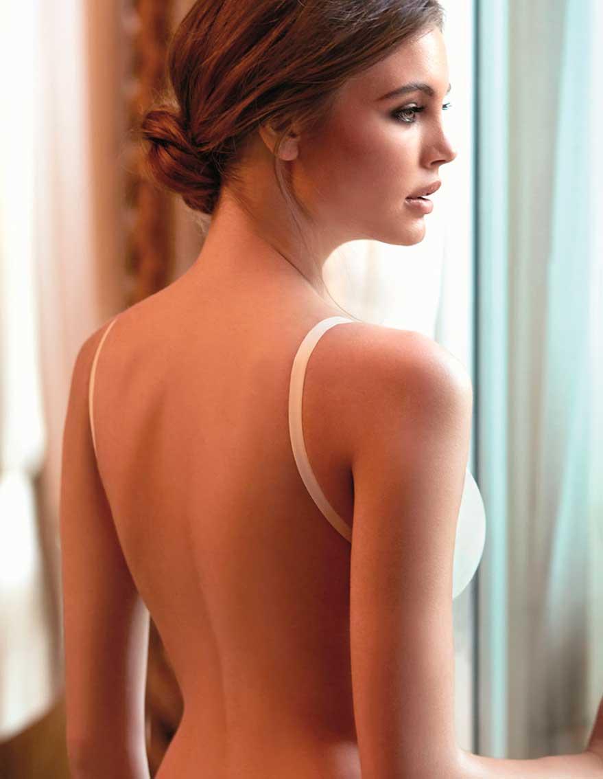 lencería novias novedad espalda al aire alberola